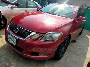 Lexus GS 2010 Red | Cars for sale in Lagos State, Ikeja