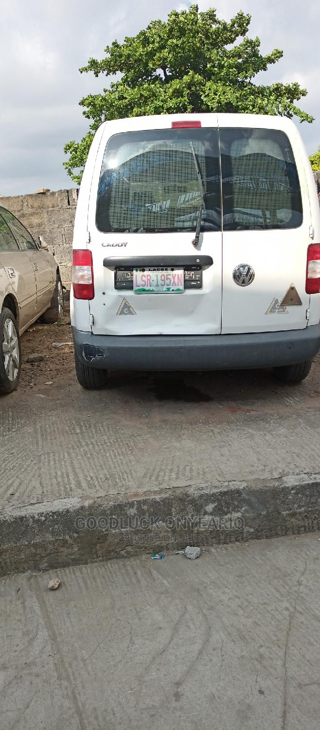 Volkswagen Caddy   Buses & Microbuses for sale in Agege, Lagos State, Nigeria
