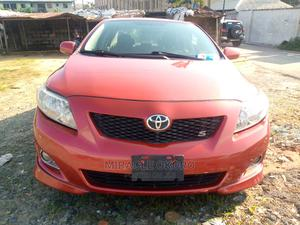 Toyota Corolla 2011 Red | Cars for sale in Rivers State, Port-Harcourt