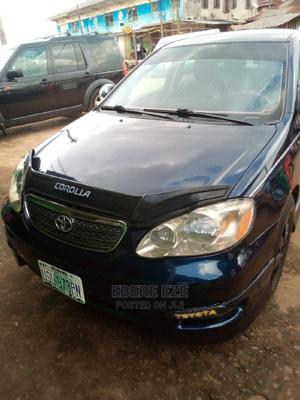 Toyota Corolla 2006 S Blue | Cars for sale in Delta State, Sapele