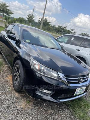Honda Accord 2013 Black | Cars for sale in Abuja (FCT) State, Gaduwa
