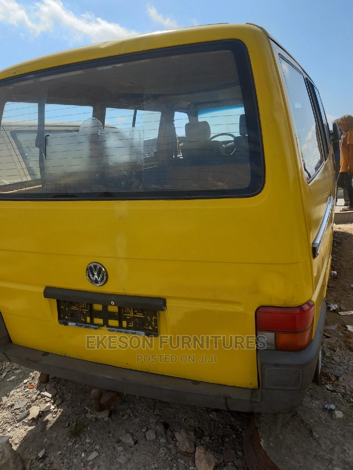 Volkswagen T4 Fuel   Buses & Microbuses for sale in Surulere, Lagos State, Nigeria