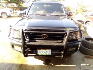 Toyota Land Cruiser 2002 HDJ 100 Black | Cars for sale in Lagos State, Amuwo-Odofin
