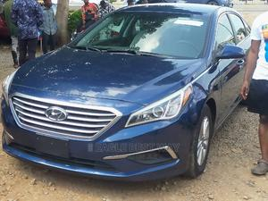Hyundai Sonata 2016 Blue | Cars for sale in Abuja (FCT) State, Gwarinpa