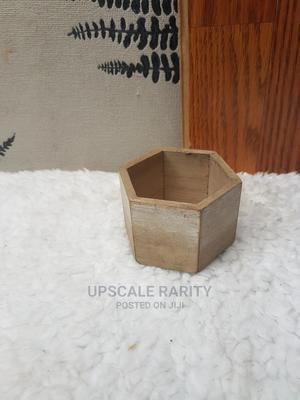 Wooden Flower Pot | Home Accessories for sale in Lagos State, Ikeja