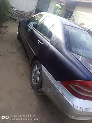 Mercedes-Benz C200 2005 Blue | Cars for sale in Akwa Ibom State, Uyo