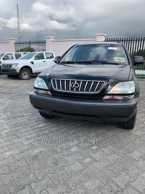 Lexus LX 2003 Black   Cars for sale in Lagos State, Lekki