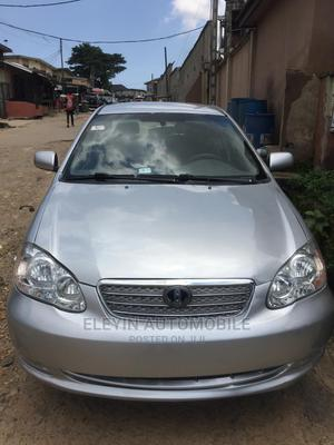 Toyota Corolla 2005 Silver   Cars for sale in Lagos State, Magodo