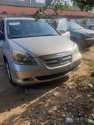 Honda Odyssey 2006 Silver | Cars for sale in Lagos State, Amuwo-Odofin