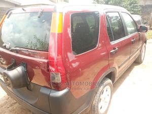 Honda CR-V 2004 Red | Cars for sale in Lagos State, Ifako-Ijaiye