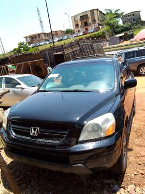 Honda Pilot 2004 Black | Cars for sale in Lagos State, Maryland
