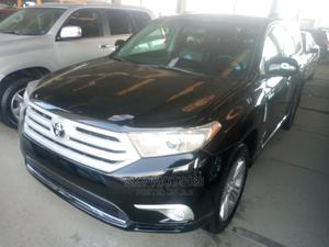 Toyota Highlander 2013 Limited 3.5l 4WD Black | Cars for sale in Lagos State, Apapa