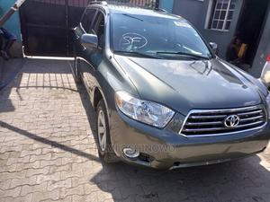 Toyota Highlander 2008 Green | Cars for sale in Lagos State, Ajah