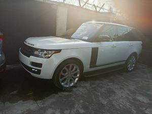 Land Rover Range Rover Vogue 2014 White | Cars for sale in Lagos State, Ikeja
