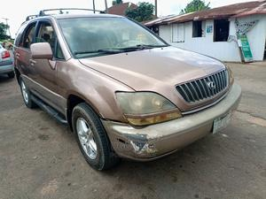 Lexus RX 2000 Beige   Cars for sale in Imo State, Owerri