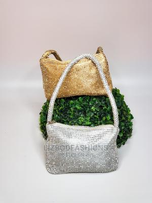 Silver or Gold Party or Owanbe Purse | Bags for sale in Lagos State, Yaba