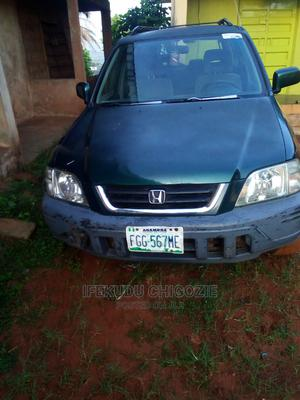 Honda CR-V 1998 2.0 4WD Automatic Green | Cars for sale in Anambra State, Onitsha