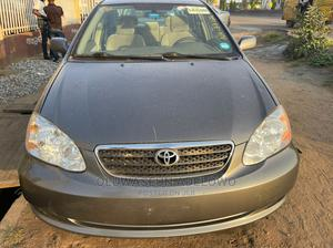 Toyota Corolla 2007 1.6 VVT-i Gray | Cars for sale in Lagos State, Abule Egba
