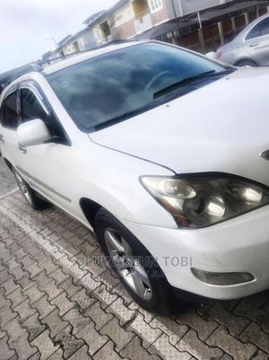 Lexus RX 2005 White   Cars for sale in Lagos State, Lekki