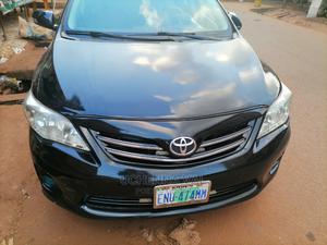 Toyota Corolla 2012 Black | Cars for sale in Enugu State, Enugu