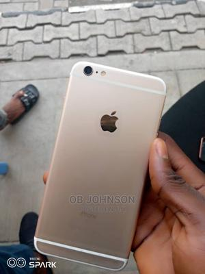 Apple iPhone 6s Plus 64 GB Silver   Mobile Phones for sale in Lagos State, Lekki
