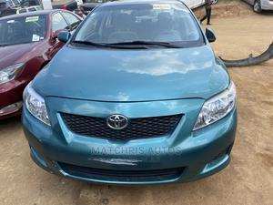 Toyota Corolla 2009 Green | Cars for sale in Lagos State, Ikeja