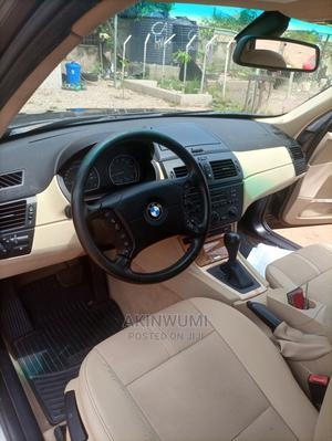 BMW X3 2006 2.5i Brown | Cars for sale in Abuja (FCT) State, Wuse 2