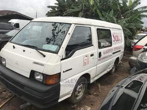 Tokunbo Diesel Mitsubishi L300 2000 White   Buses & Microbuses for sale in Lagos State, Ajah