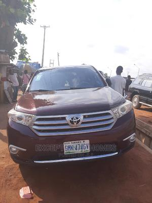 Toyota Highlander 2011 Red | Cars for sale in Lagos State, Abule Egba
