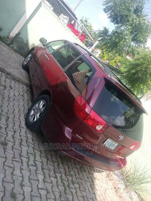 Toyota Sienna 2008 XLE AWD Red   Cars for sale in Abuja (FCT) State, Kubwa