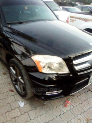 Mercedes-Benz GLK-Class 2012 350 4MATIC Black | Cars for sale in Abuja (FCT) State, Central Business District