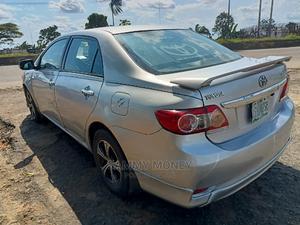 Toyota Corolla 2012 Silver | Cars for sale in Rivers State, Obio-Akpor
