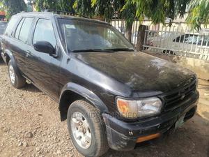 Nissan Pathfinder 1998 Black | Cars for sale in Lagos State, Alimosho