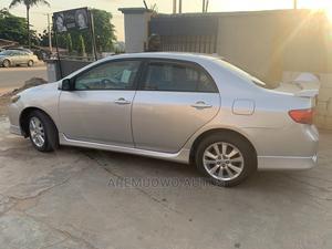 Toyota Corolla 2009 Silver | Cars for sale in Lagos State, Ejigbo