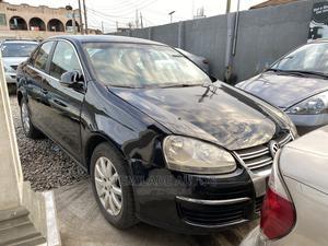 Volkswagen Jetta 2008 Black | Cars for sale in Lagos State, Ikeja