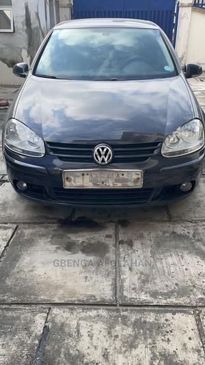 Volkswagen Golf 2009 5 1.9 TDi Comfortline Blue | Cars for sale in Lagos State, Lekki