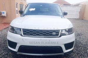 Land Rover Range Rover Sport 2018 HSE White | Cars for sale in Lagos State, Alimosho