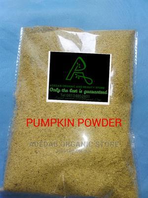 Pumpkin Powder   Vitamins & Supplements for sale in Lagos State, Ikorodu