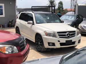 Mercedes-Benz GLK-Class 2010 350 White   Cars for sale in Lagos State, Ogba