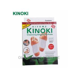 Detox Foot Pads 10 Pads | Skin Care for sale in Lagos State, Surulere