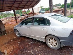 Honda Civic 2008 1.6i ES Automatic Silver | Cars for sale in Oyo State, Oluyole