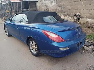 Toyota Solara 2006 3.3 Convertible Blue | Cars for sale in Oyo State, Ibadan