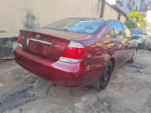 Toyota Camry 2006 Red | Cars for sale in Lagos State, Ikeja
