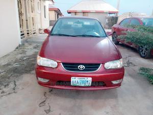 Toyota Corolla 2001 Sedan Red | Cars for sale in Kwara State, Ilorin West