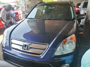 Honda CR-V 2005 Automatic Blue | Cars for sale in Lagos State, Apapa