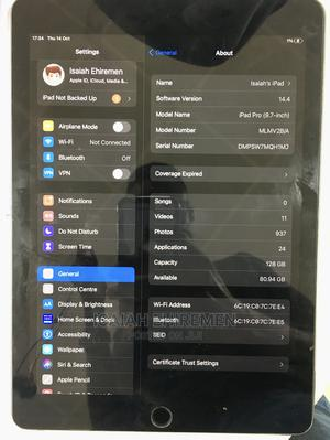 Apple iPad Pro 9.7 (2016) 128 GB Gray | Tablets for sale in Lagos State, Lekki