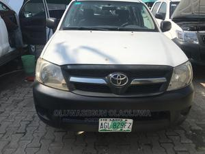 Toyota Hilux 2010 2.0 VVT-i White | Cars for sale in Lagos State, Ikeja
