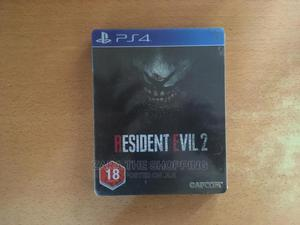 Resident Evil 2 Steelbook Edition (PS4)   Video Games for sale in Lagos State, Lekki