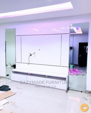 White Wall Tv Stands | Furniture for sale in Lagos State, Agege