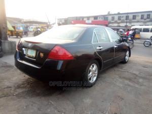 Honda Accord 2004 Black   Cars for sale in Lagos State, Alimosho